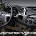 Imagenes Toyota Fortuner Automática volante