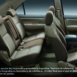 Imagenes Toyota Fortuner Automática Interior