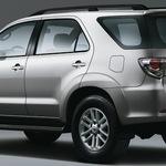 Imagenes Toyota Fortuner 2015 Exterior