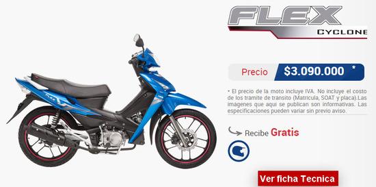 Precio-AKT-flex-ciclone