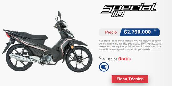 Precio-AKT-special-110-nv