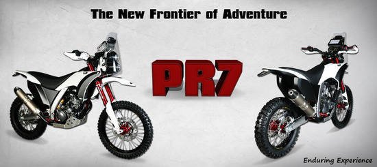 Ficha técnica: AJP PR7 Prototipo