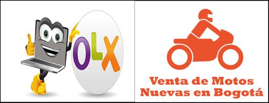 OLX Colombia compra y venta de motos nuevas en Bogota Cundinamarca