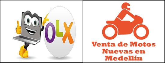 OLX Colombia compra y venta de motos nuevas en Medellín Antioquía