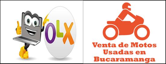 OLX Colombia compra y venta de motos usadas en Bucaramanga Santander