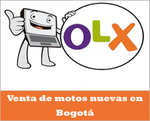 OLX Colombia, venta de motos nuevas en Bogotá Cundinamarca