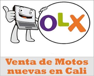 OLX Colombia, venta de motos nuevas en Cali Valle