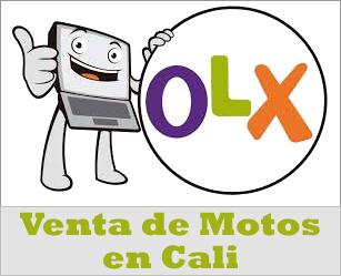 OLX Colombia, venta de motos usadas en Cali Valle