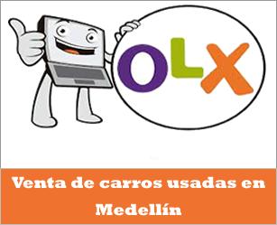 OLX Colombia, venta de motos usadas en Medellín Antioquia