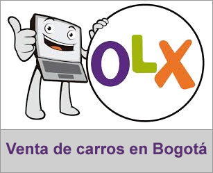 OLX Colombia, venta de carros usados en Bogotá Cundinamarca