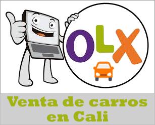 OLX Colombia, venta de carros usados en Cali Valle