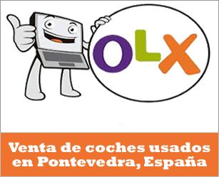OLX España, venta de coches de segunda mano en  Pontevedra España