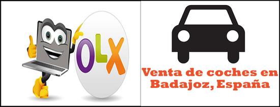 OLX España venta de coches usados o de segunda mano en Badajoz España