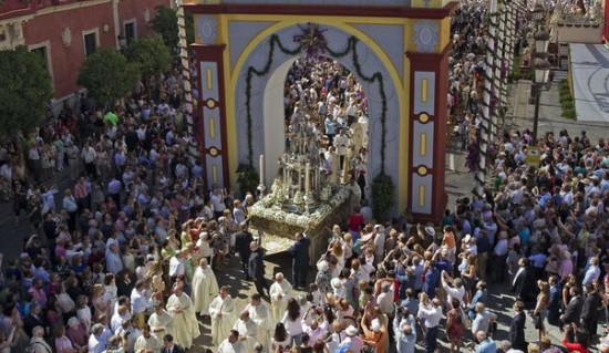 Corpus Christi en España 2015