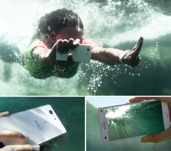 Sony xperia z3 compact es resistente al agua