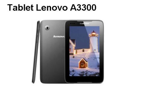 Caracteristicas de la Tablet Lenovo A300 3g y 8gb
