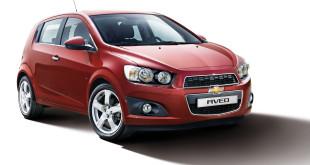 Manual del propietario Chevrolet Aveo 2013