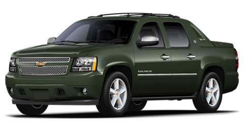 Manual del usuario chevrolet Avalanche