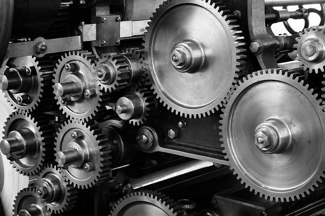 Taller de mecanica industrial en Colombia