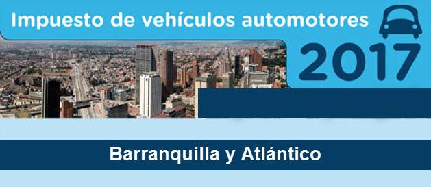 impuestos-de-vehiculos-barranquilla-y-el-departamento-del-atlantico-2017
