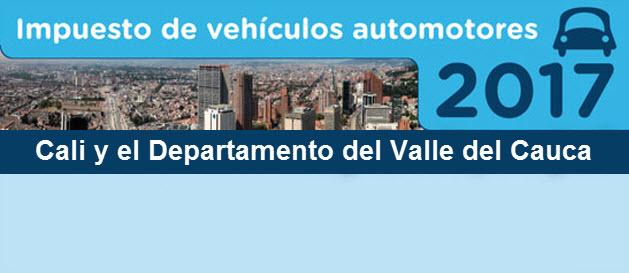 impuestos-de-vehiculos-cali-y-el-departamento-del-cauca-2017