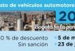 pago-de-impuestos-de-vehiculos-bogota-y-cundinamarca-2017