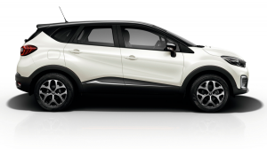 Nueva Renault Captur version