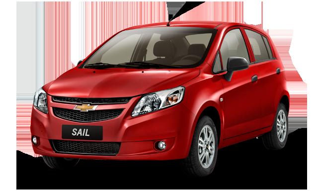 Fciha tecnica del Chevrolet Sail Hatchback