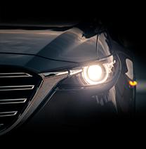 Luces de Mazda CX9