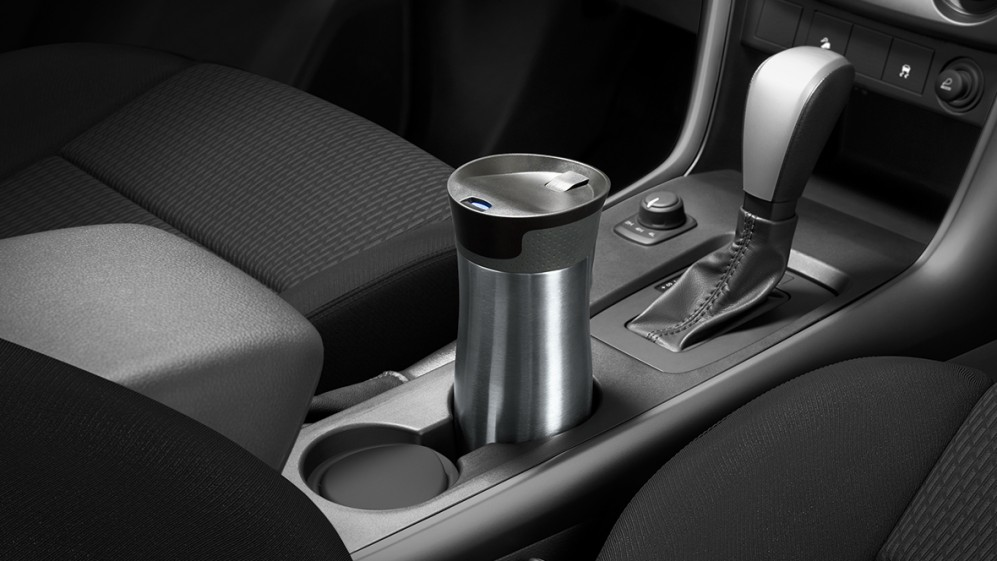 Mazda BT 50 Interior