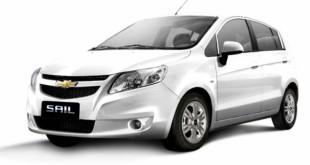 Ficha tecnica Chevrolet Sail HB
