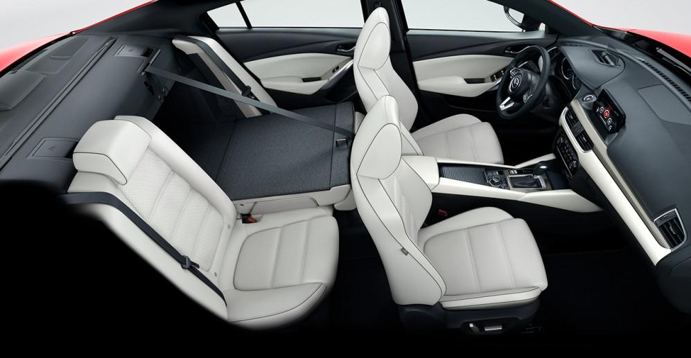 Ficha técnica del Mazda 6