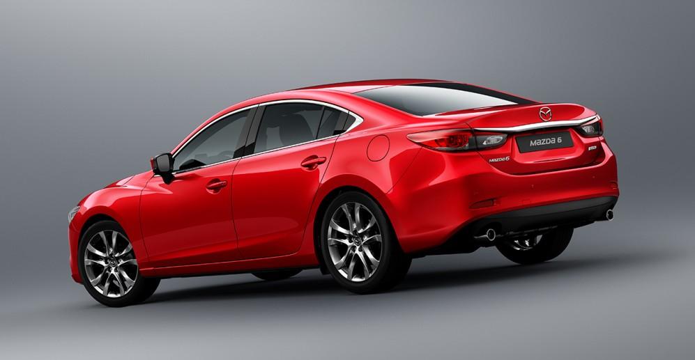 Ficha tecnica del Mazda 6