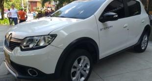 Se vende Renault Sandero Stepway 2017
