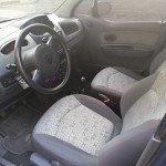 Chevrolet Spark Go 2010 cojineria