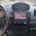 Chevrolet Spark Go 2010 vista tablero