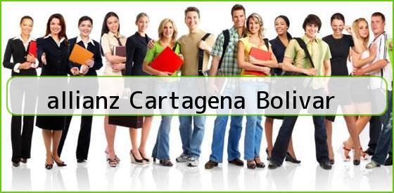<b>allianz Cartagena Bolivar</b>