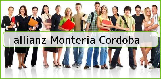 <b>allianz Monteria Cordoba</b>