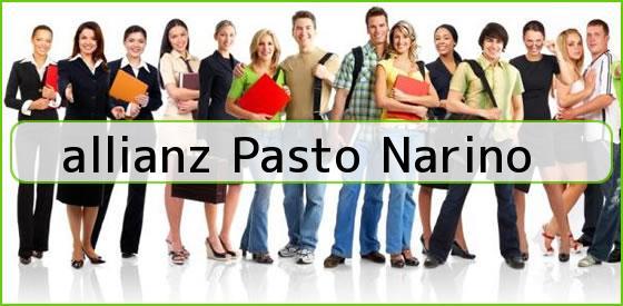 <b>allianz Pasto Narino</b>