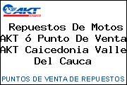 Teléfono y Dirección de repuestos de motos AKT ó Punto de venta AKT, Caicedonia, Valle del Cauca, Colombia