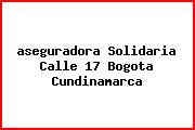 <i>aseguradora Solidaria Calle 17 Bogota Cundinamarca</i>