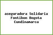 <i>aseguradora Solidaria Fontibon Bogota Cundinamarca</i>