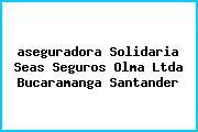 <i>aseguradora Solidaria Seas Seguros Olma Ltda Bucaramanga Santander</i>