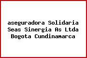 <i>aseguradora Solidaria Seas Sinergia As Ltda Bogota Cundinamarca</i>