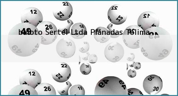 <b>baloto Sertel Ltda</b> Planadas Tolima