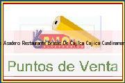 Teléfono y Dirección Baloto, Asadero Restaurante Brasas De Cajica, Cajicá, Cundinamarca
