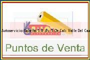 Teléfono y Dirección Baloto, Autoservicio Galerias S.A. Av 5 Oe, Cali, Valle Del Cauca