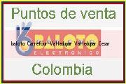 Teléfono y Dirección Baloto, Carrefour Valledupar, Valledupar, Cesar