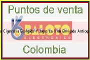 Teléfono y Dirección Baloto, Cigarreria Envigado Y Jugos La Vida, Envigado, Antioquia