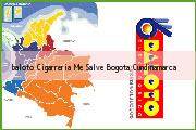 Teléfono y Dirección Baloto, Cigarreria Me Salve, Bogotá, Cundinamarca